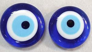 Evil Eye Glass Magnet