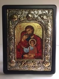 Icon of The Holy Family