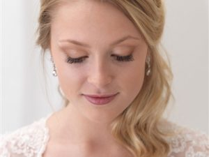 Beaded Swarovski Bridal Headband