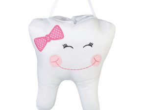 Lillian Rose Pink Tooth Fairy Pillow