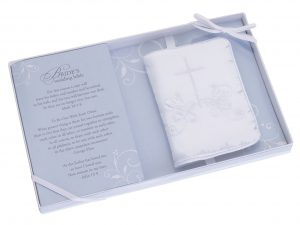 Lillian Rose English Wedding Bible Keepsake