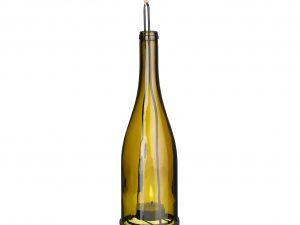 Lillian Rose Hanging Wine Bottle Tealight Holder