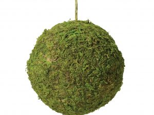 Moss Decor Hanging Ball