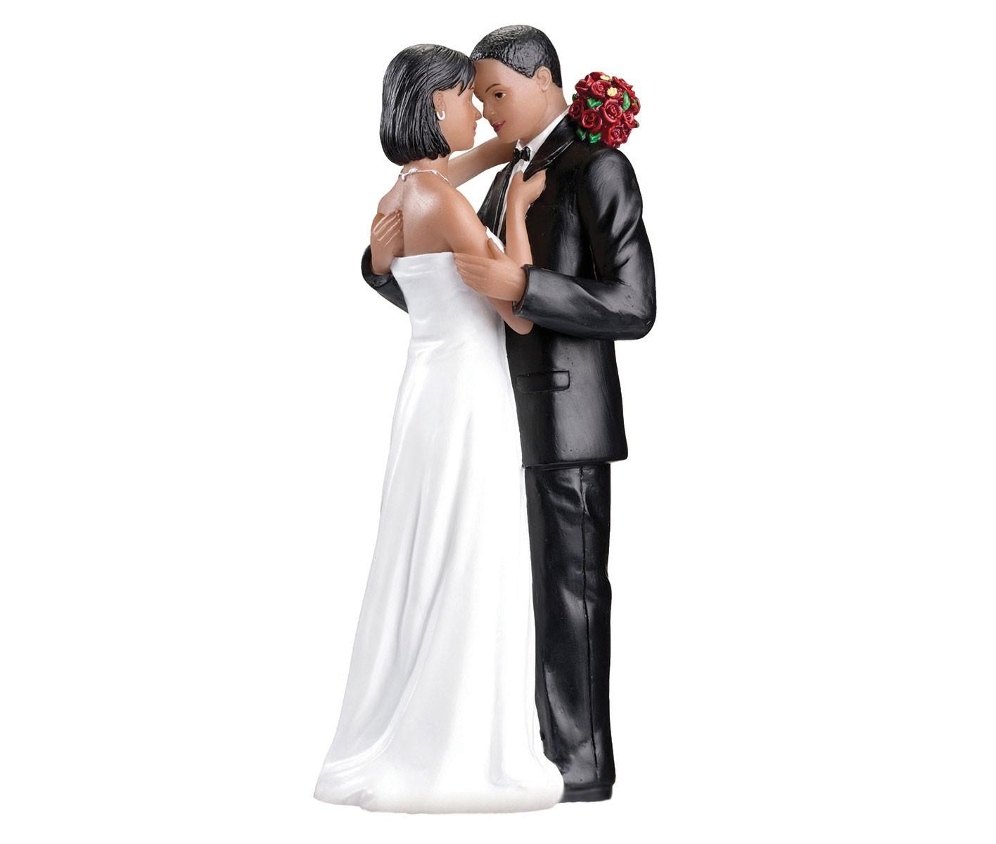 Lillian Rose Tender Moment Figurine – African American