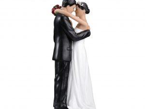 Tender Moment Figurine Cake Topper – Hispanic