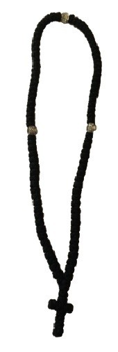 Prayer Rope, 100 knot Necklace with no tassle