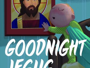 Good Night Jesus (Board Book)