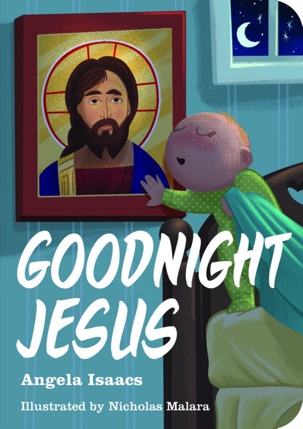 Good Night Jesus (Board Book)