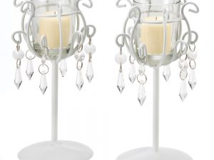 ENCHANTED EVENING VOTIVE STANDS