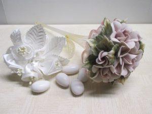 Capodimonte Porcelain Bouquet