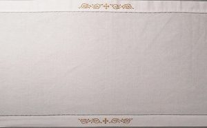 Orthodox Cross Linens, Table Runner