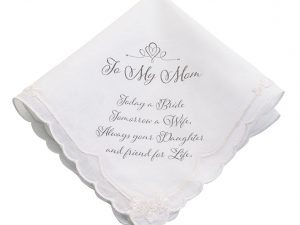 Mom, GrandMa and Step-Mom Keepsake Hankies