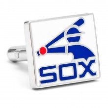 Retro Chicago White Sox Cufflinks