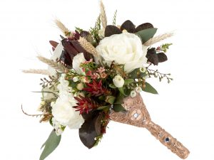 Decorated Bouquet Holder
