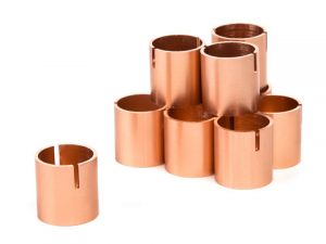 Copper Card Holders – Copper – 1 inch – 10 ct