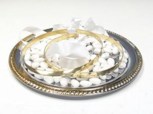 Wedding Crown (Stefana) Tray – Bartholomew