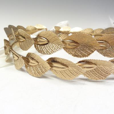 Orthodox Wedding Crowns (Stefana) – Milos Gold