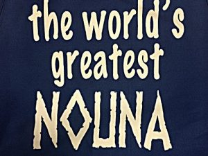 Worlds Great Nouna Apron