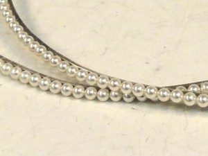 Orthodox Wedding Crowns (Stefana) – Maria (Silver Based)