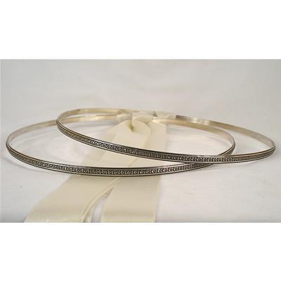 Orthodox Wedding Crowns (Stefana) – Eve