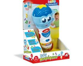 Greek Educational Toys :: Baby Microphone, 10mo+
